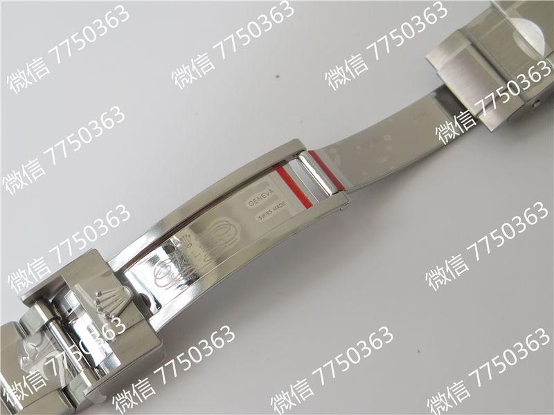 AR厂劳力士黑水鬼海鸥2836机芯复刻表拆解测评-第20张