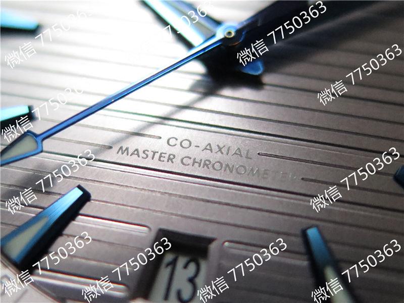 VS厂欧米茄海马150米灰面8900机芯复刻表拆解测评-第5张