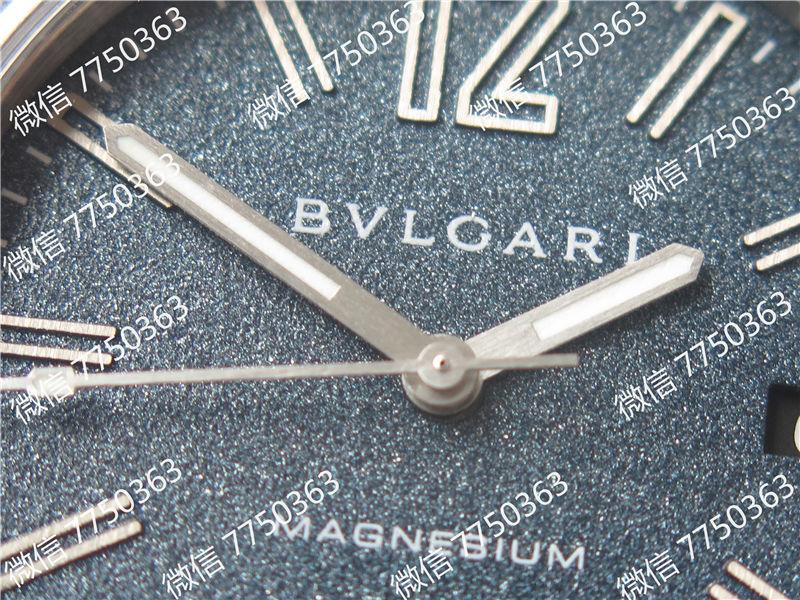 GF厂宝格丽v2新版DIAGONO系列腕表复刻表拆解测评-第6张