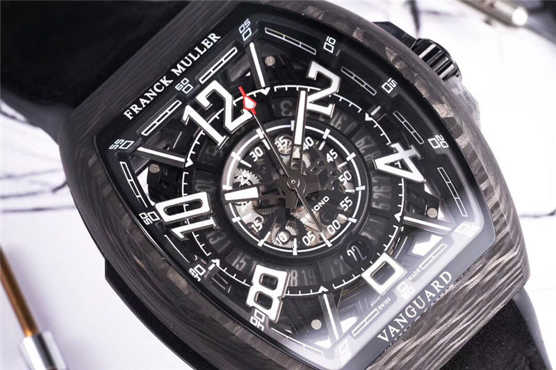TW厂法穆兰Vanguard Racing镂空腕表做工品质如何_复刻表测评-第7张