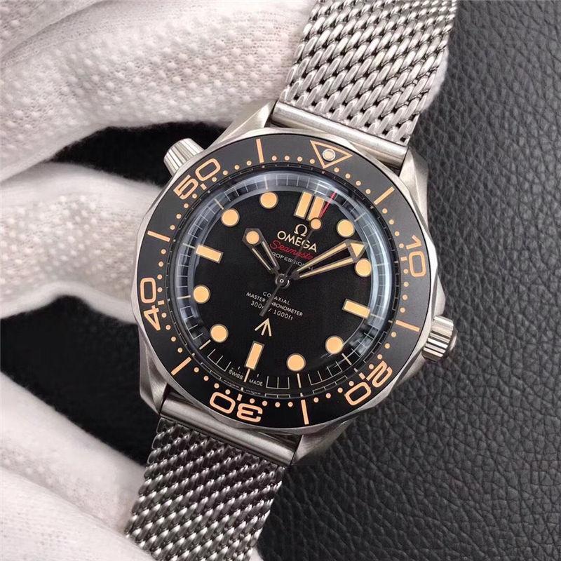 VS厂欧米茄邦德007无暇赴死复刻表对比市场版本-如何辨别VS厂海马007钛壳-第16张