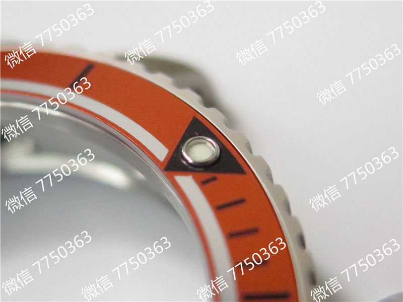 VS厂欧米茄海马600米橙色圈钢带42mm复刻表拆解测评