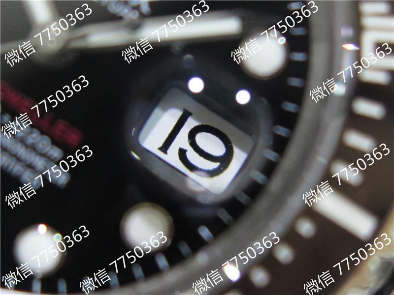 VR厂劳力士单红鬼王316钢2824机芯复刻表拆解测评