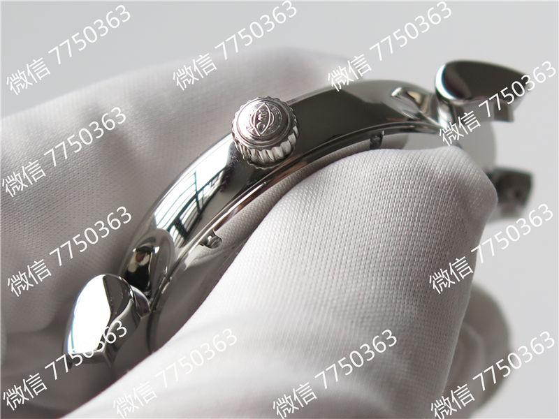 TW厂万国达文西系列三针皮表带款复刻表拆解测评-第8张