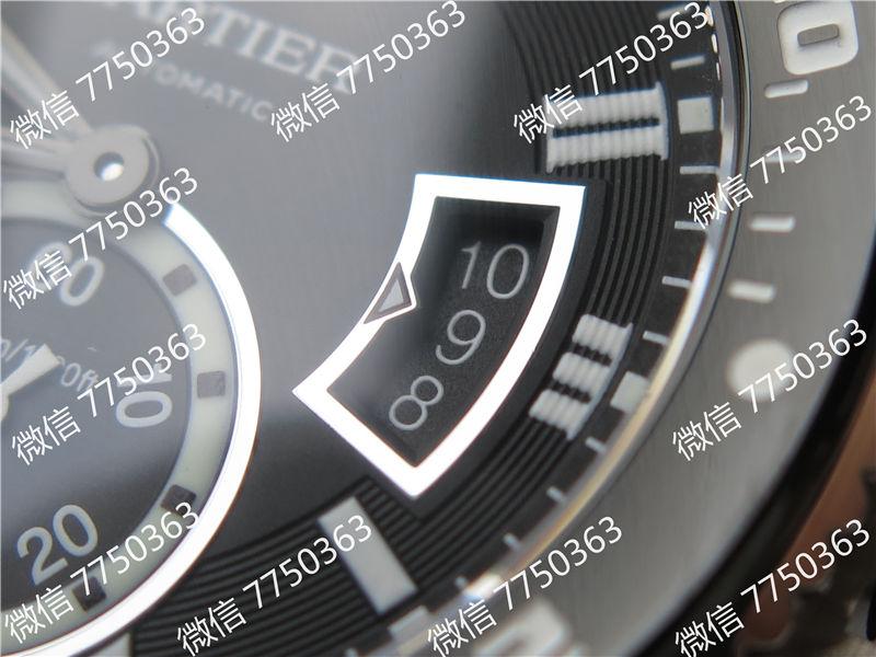 JF厂卡地亚卡力博W7100056复刻表拆解测评-第5张