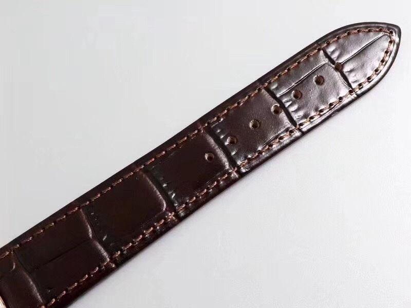 MKS厂伯爵Altiplano系列超薄两针机械_复刻表测评-第17张