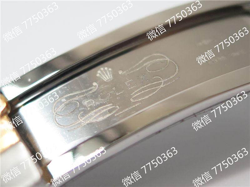 VR厂劳力士潜航者系列18K包金间金鬼王复刻表拆解测评-第15张