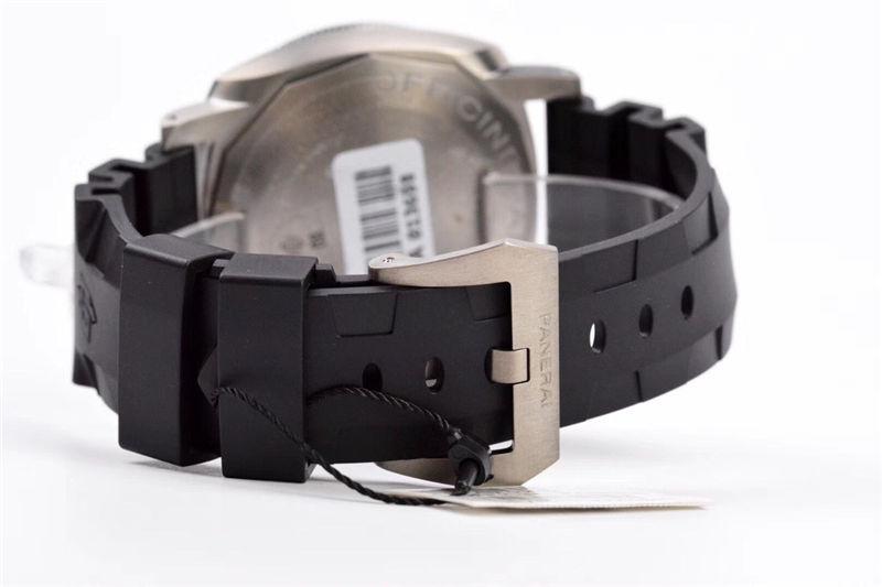 VS厂沛纳海pam692钛金属腕表_复刻表测评-第8张