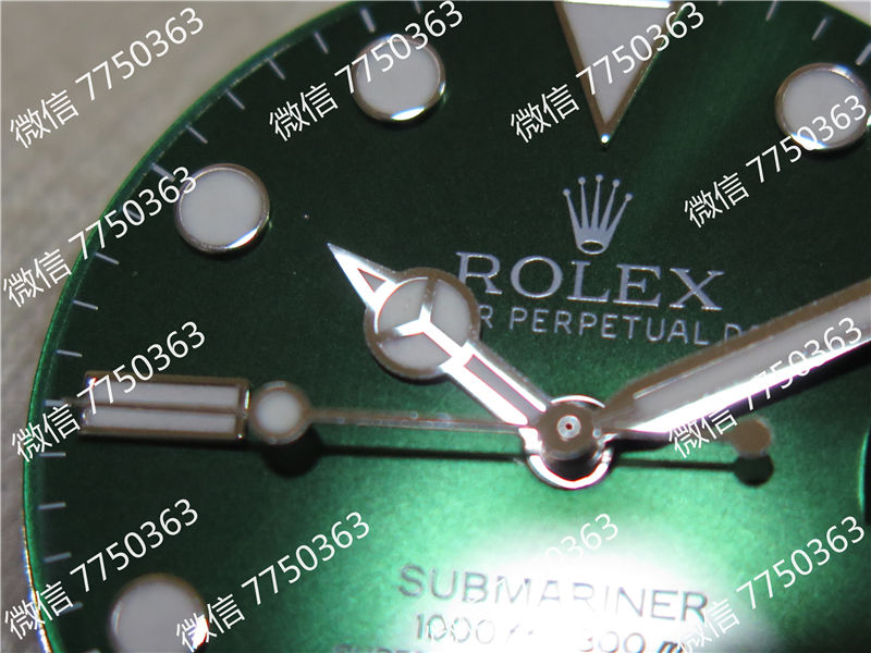 VR厂劳力士潜航者绿鬼316钢2824机芯复刻表拆解测评-第24张