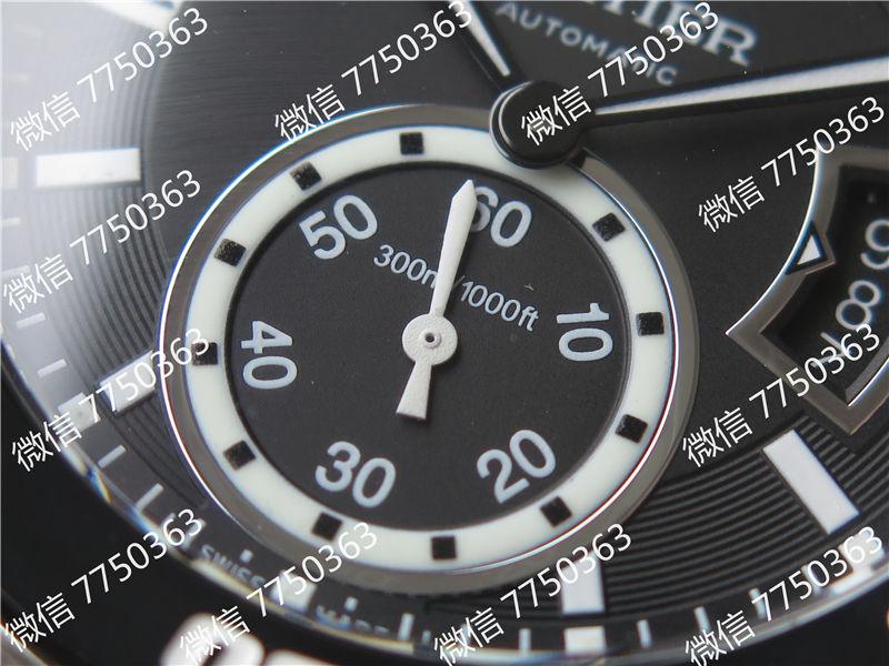 JF厂卡地亚卡力博W7100056复刻表拆解测评-第4张