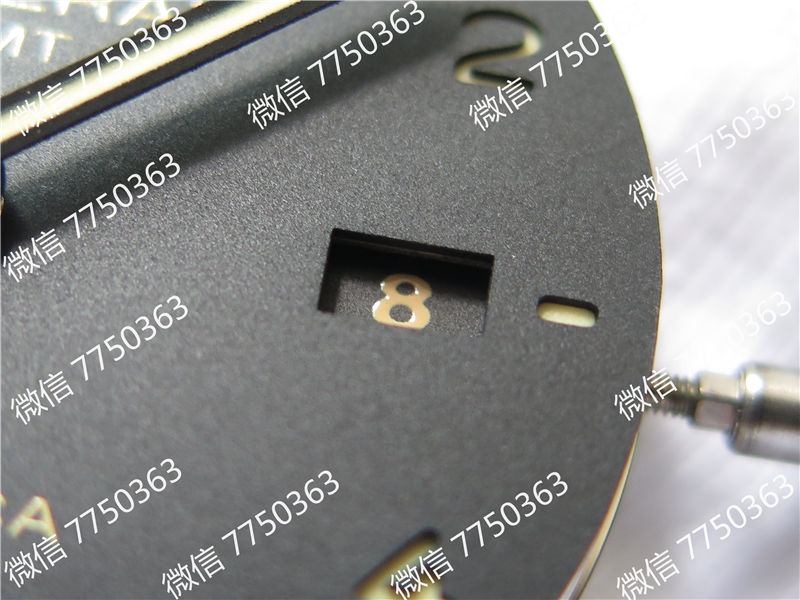 VS厂沛纳海pam438全陶瓷表壳复刻表拆解测评-第7张