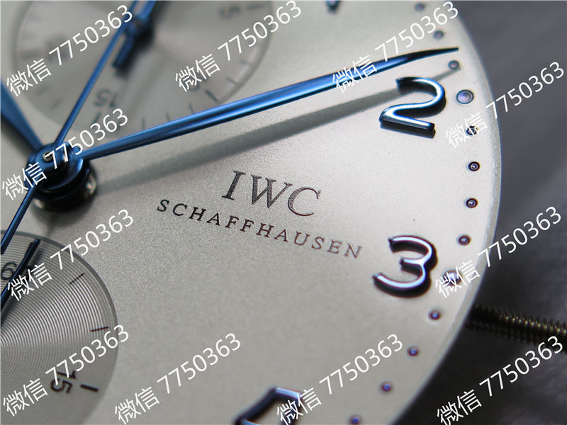 ZF厂万国IWC葡计白面蓝针复刻表拆解测评