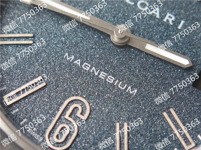 GF厂宝格丽v2新版DIAGONO系列腕表复刻表拆解测评-第10张