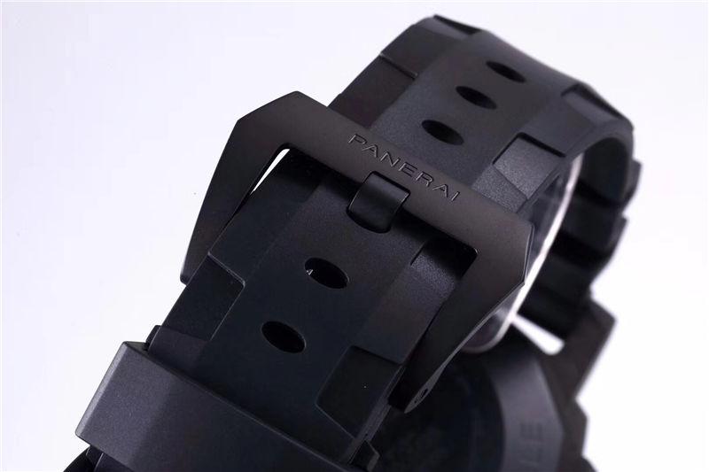 VS厂沛纳海PAM01616锻造壳套P9010自动机芯_复刻表测评-第8张