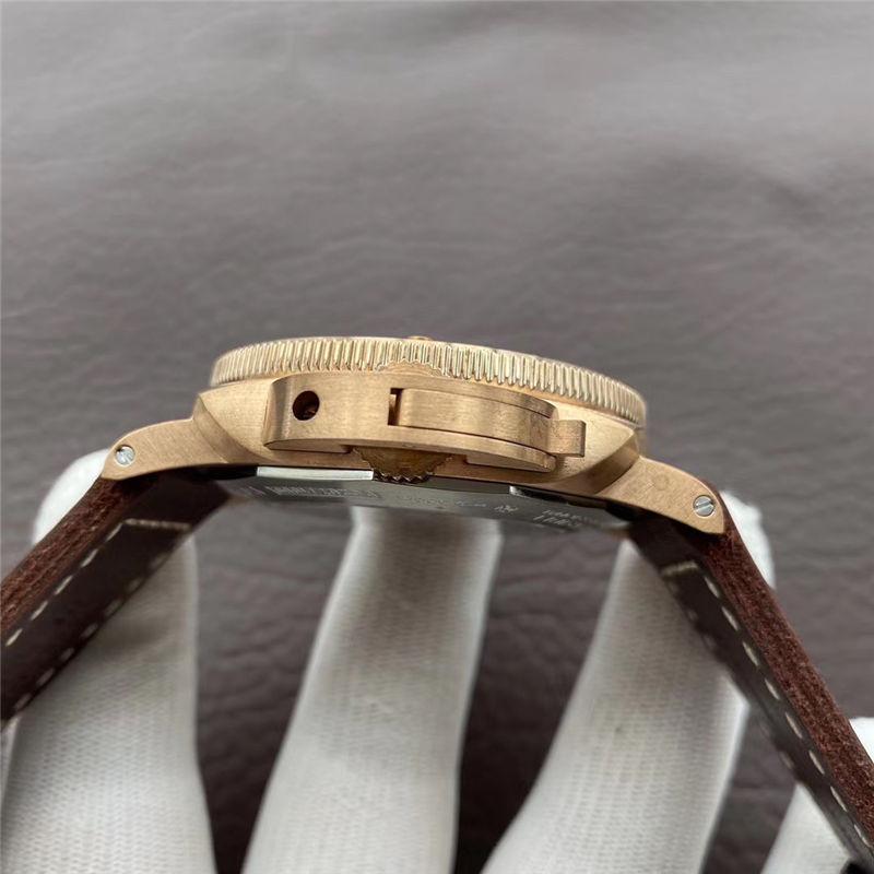 VS厂沛纳海968青铜之王47mm尺寸_复刻表测评-第7张
