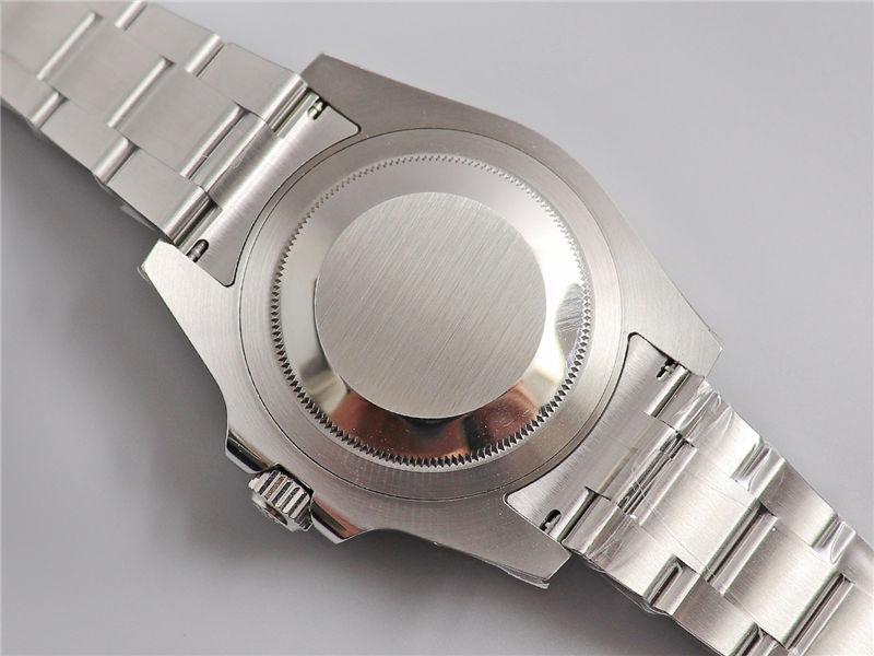 AR厂劳力士格林尼治二代116710绿针GMT_复刻表测评-第9张