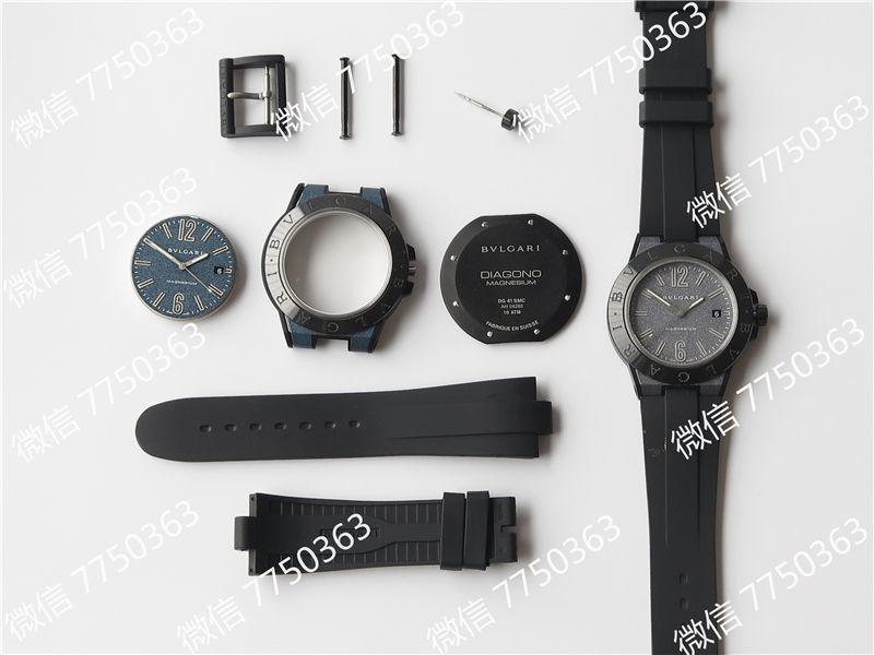 GF厂宝格丽v2新版DIAGONO系列腕表复刻表拆解测评-第19张