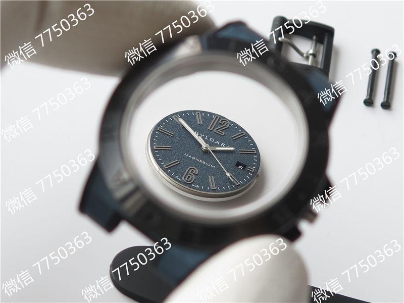 GF厂宝格丽v2新版DIAGONO系列腕表复刻表拆解测评-第21张