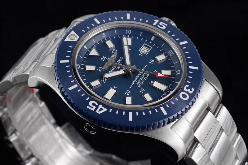 TF厂百年灵超级海洋系列44mm特别版_复刻表测评-第6张