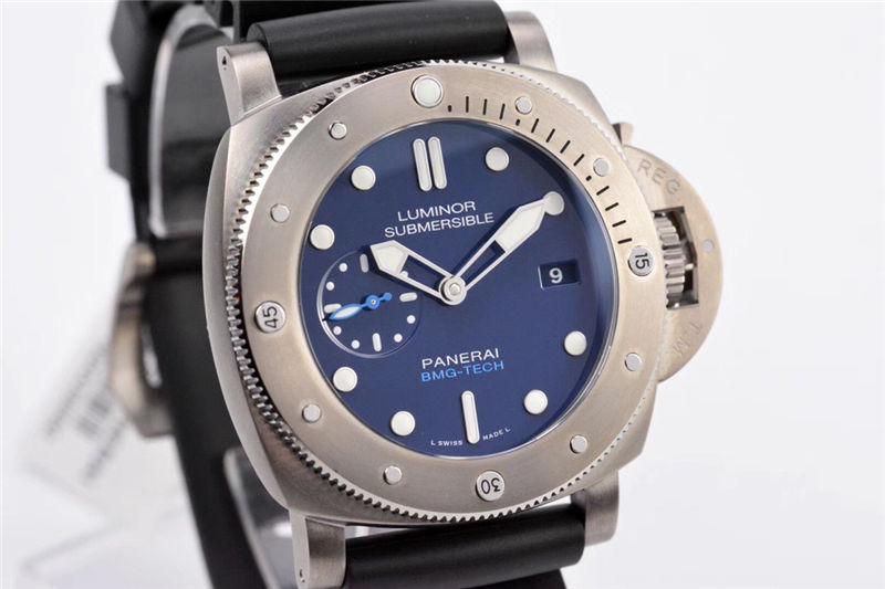 VS厂沛纳海pam692钛金属腕表_复刻表测评-第7张