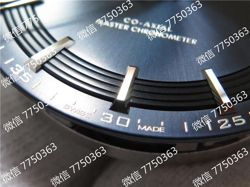 VS厂欧米茄蝶飞系列明亮之蓝8900机芯复刻表拆解测评