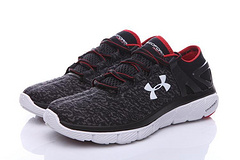 Under Armour Apollo 2 generation 1 1 high quality black red differentiation 40-45