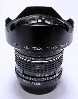 SMC 15mm F3.5