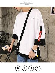 ZYCN-795   2019新款短袖T恤 分销供货价69元  建议最低零售价139元 M-3XL 95棉5氨纶