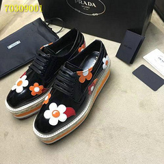 Prada low help shoes woman 34-40
