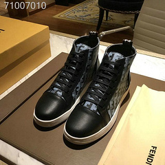 FENDI high shoes man 38-44