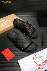 Christian Louboutin slippers man 38-45
