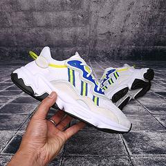 Adidas/阿迪达斯OZWEEGO白兰新款男子休闲运动慢跑鞋36--458