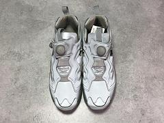 飞机鞋-74 真标真碳原盒,锐步 Vetements X Reebok Instapump Fury OG 尺码:36 37.5 38.5 39 40 41 42 43 44109