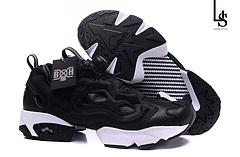 四方联名 Packer Shoes x atmos x BOUNTY HUNTER x Reebok Insta Pump Fury 锐步充气放气男女鞋 36--44 货号AR199116 极善于发起