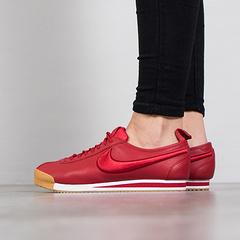"""台湾进口超软甩纹拉帕皮,真标带半码!Nike Cortez '72 阿甘科特斯系列复古百搭慢跑鞋""""油漆红生胶""""881205-600"""