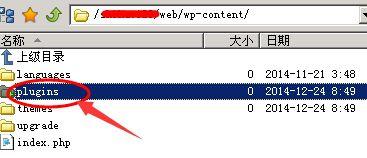 WordPress 首页空白解决办法