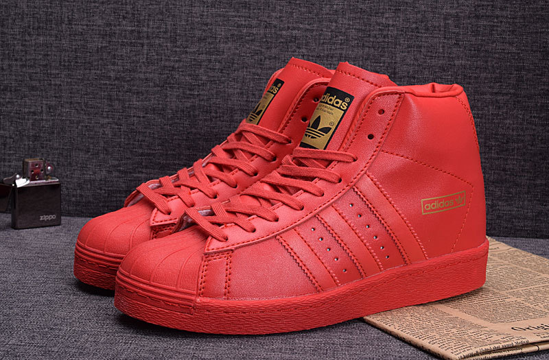 b4ea5aec47be ... order adidas superstar red high top 12632 470ef ...