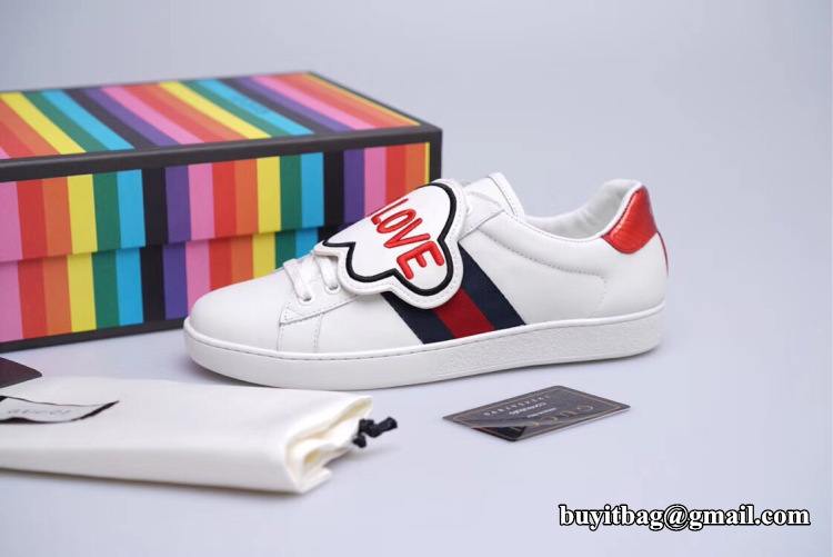 909033e9752 Best quality discount cheap Gucci Mens Ace sneaker with removable ...