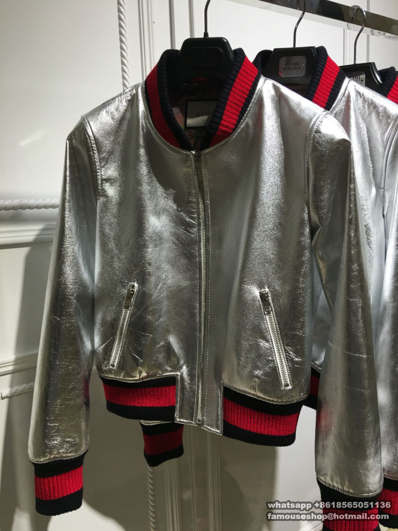 Gucci jacket fake