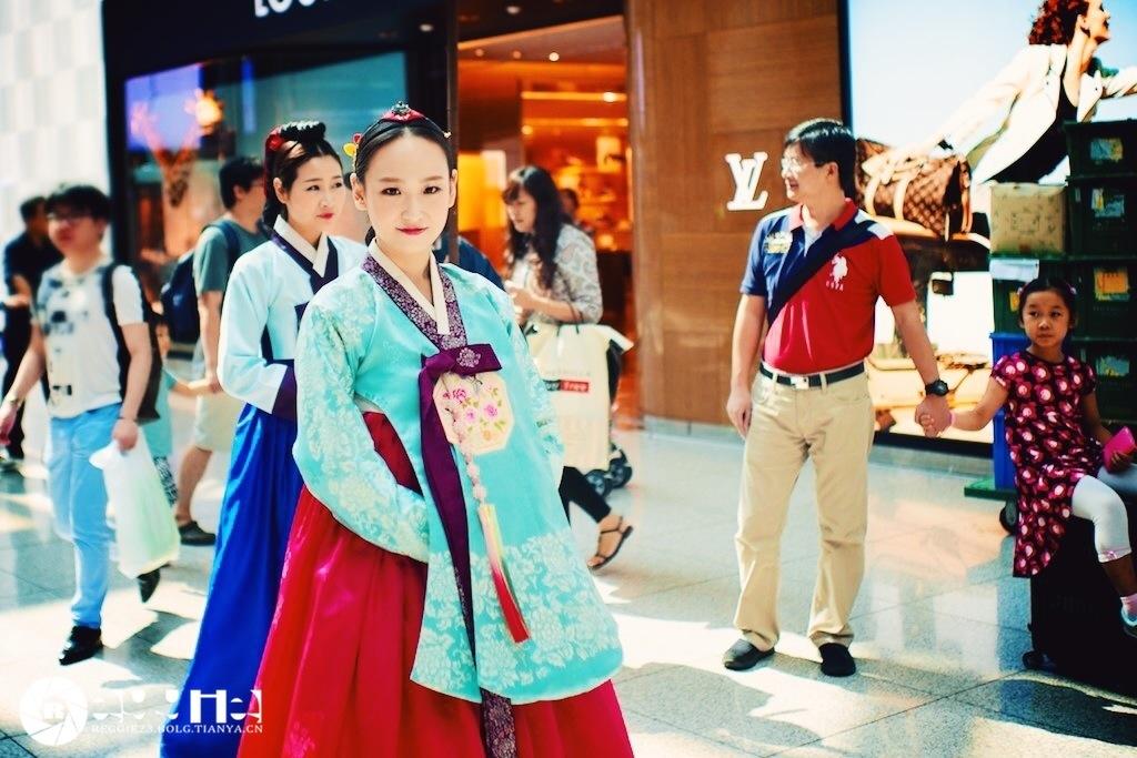 九月韩国三日游之日