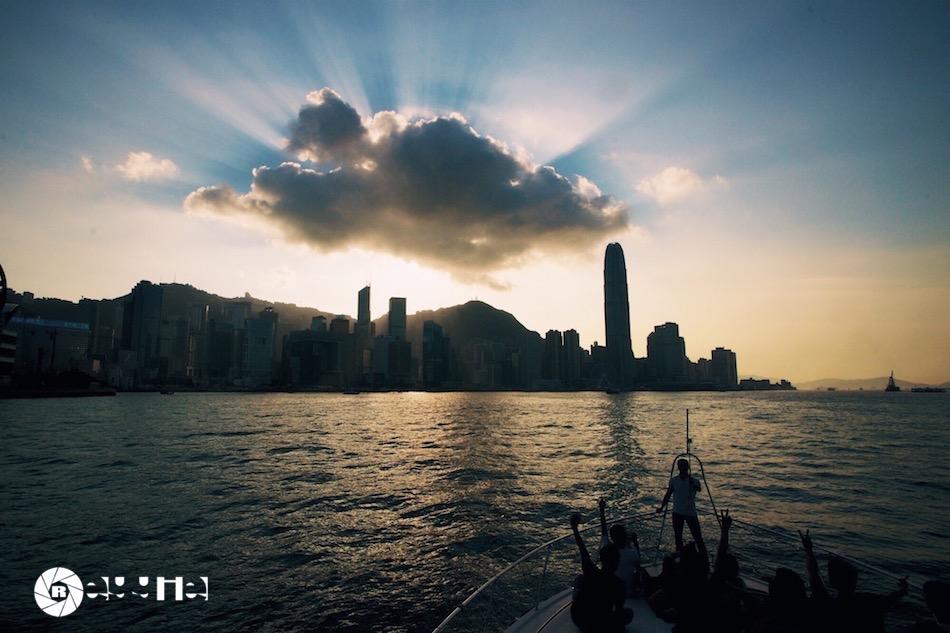 不一样的香港