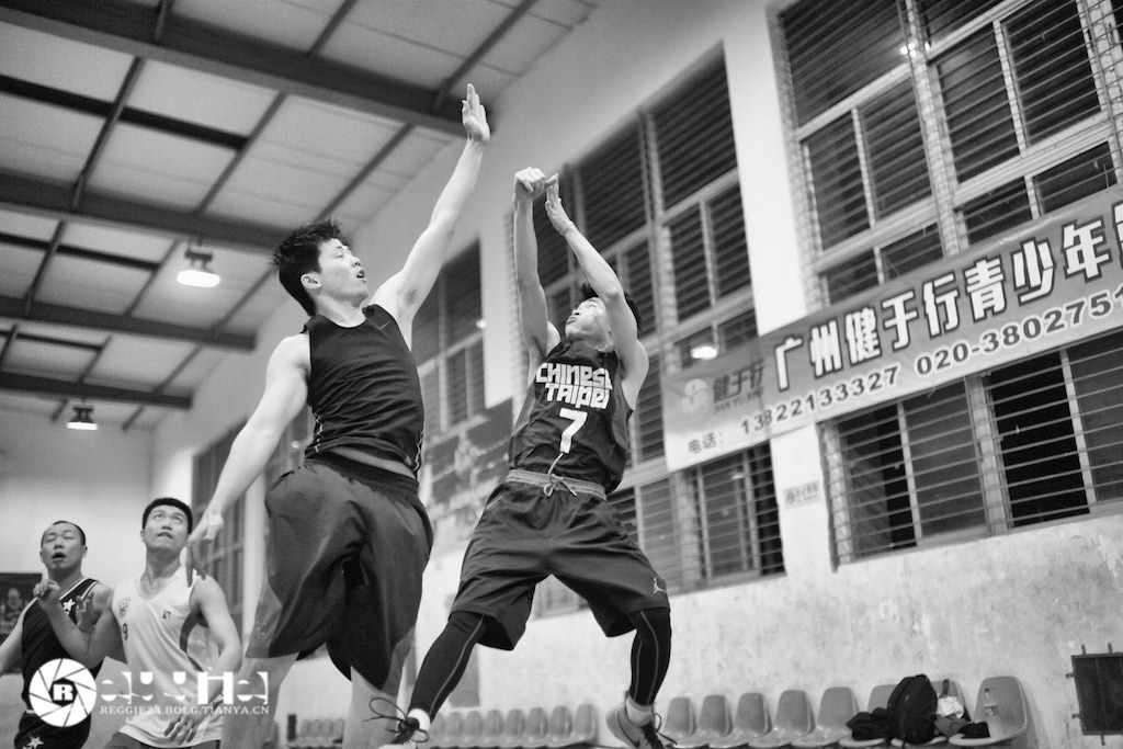 一次篮球活动