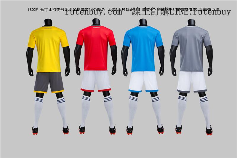 1802 无可比拟变形金刚足球套装 4个颜色 大装5个尺码M-3XL 童装4个尺码3XS-(2).jpg
