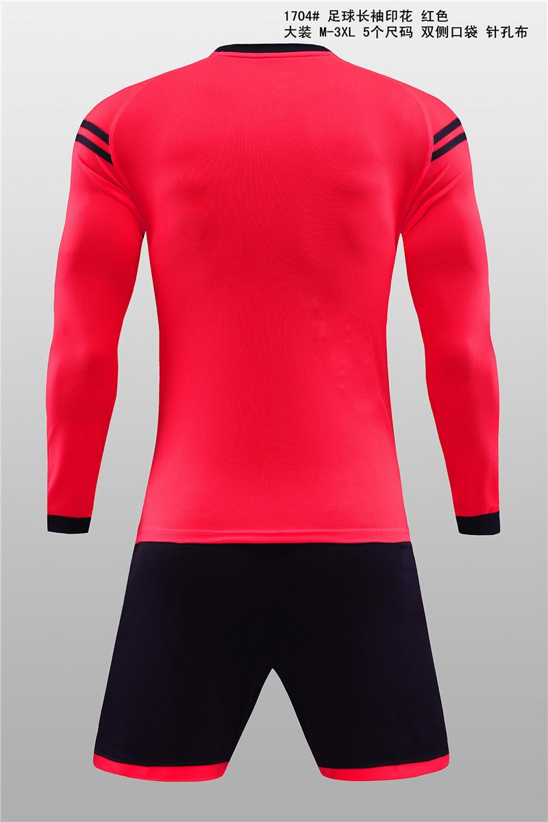 大装1704 足球长袖印花 红色3.jpg