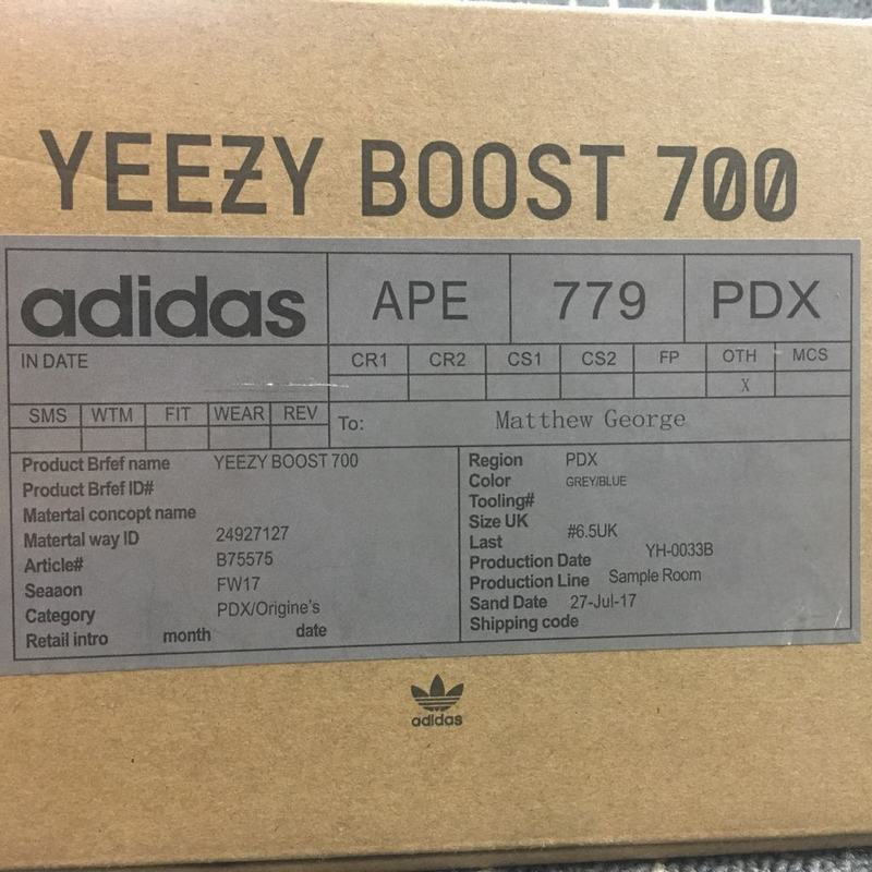 bcdcb7efe 商品名称  顶级真爆adidas YEEZY BOOST 700 B75575 尺码:36-46品牌货源批发代理,支持货到付款或淘宝交易