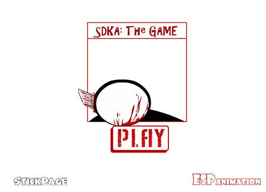 STAICK-GAME_(火柴人格斗)小游戏