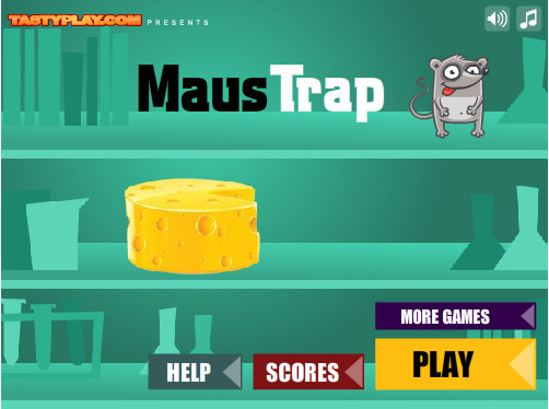 Mous_trap——谁动了我的奶酪?