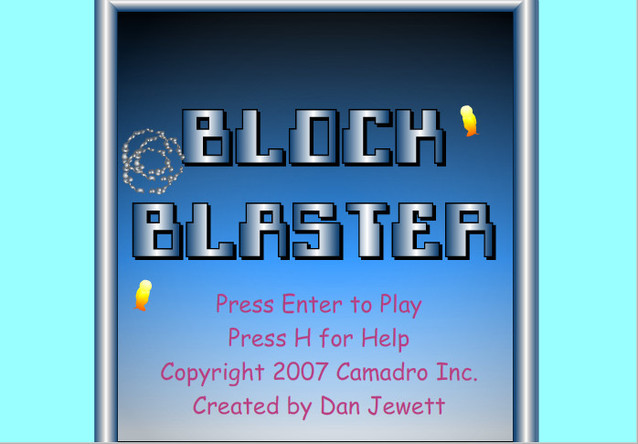 BlockBlaster——经典打砖块