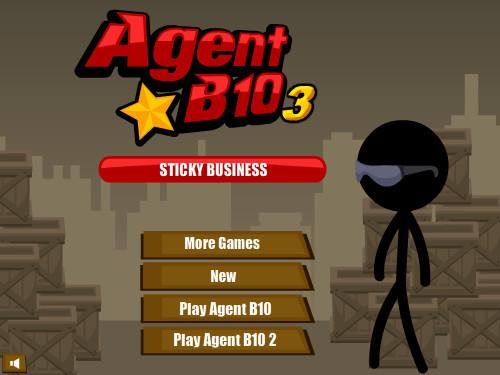 Agent B-13_(暴力街区)