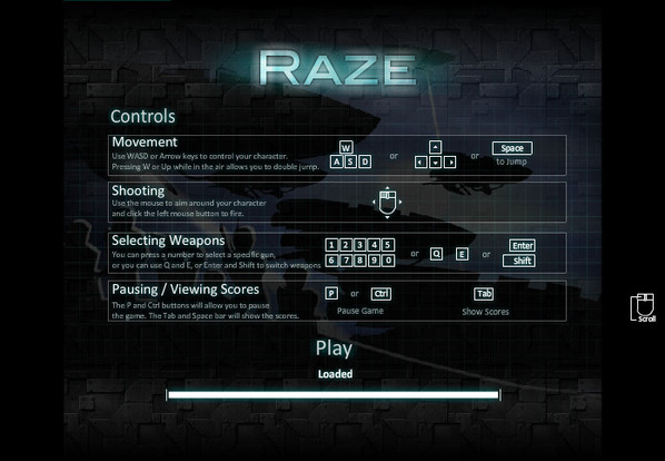 Raze——摧毁计划!